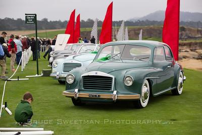 1947 Isotta Fraschini Tipo 8C Monterosa Touring Coupe