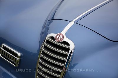 1949 Alfa Romeo 6C 2500 Pinin Farina Cabriolet