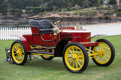 1906 Stanley Model H Gentleman's Speedy Roadster