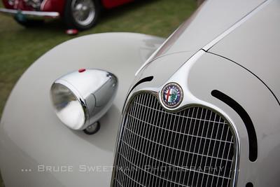 1938 Alfa Romeo 6C 2300B Graber Mille Miglia Cabriolet