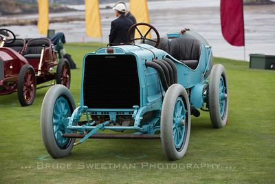 1908 Mors Grand Prix Race Car