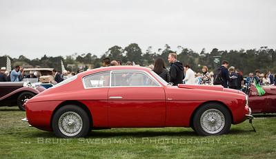 1954 Alfa Romeo 1900 CSS Zagato Coupe
