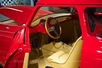 """Ferrambo"" 1960 Ramber American Station Wagon with Ferrari 360 Modena drivetrain Winner of the 2008 Ridler Award"