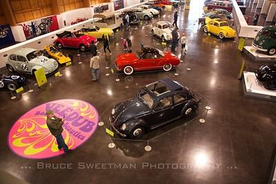 The Volkswagen Exhibit