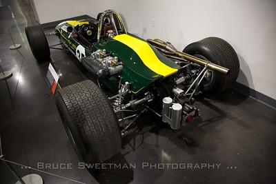 1965 Lotus 35 2.5 liter 4-cylinder  twin-cam