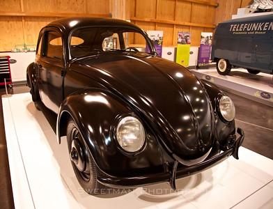 1943 VW KdF-Wagen Type 60