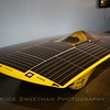 Solar-powered vehicle from the University of Michigan