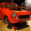 """Ferrambo""<br /> 1960 Ramber American Station Wagon with Ferrari 360 Modena drivetrain<br /> Winner of the 2008 Ridler Award"