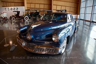 1948 Tucker Sedan Chassis 1007