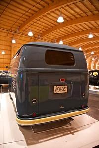 1954 VW Type 2 Panel Delivery Van