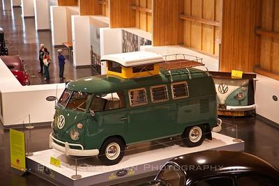 1966 VW Westfalia Camper Van