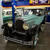 1923 Packard Single Six in the workshop