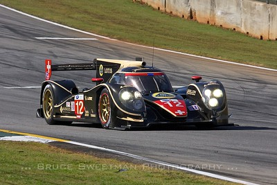 The Rebellion Racing Lola B12/60.