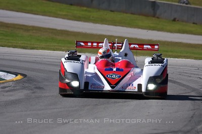 The Greaves  Motorsports Zytek Z11SN qualified mid-pack in P2 with a time of 1:12.524.