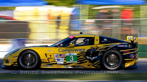 Corvette Racing C6 ZR1.