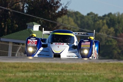 The #20 Dyson Racing Lola B12/60.