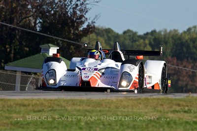 The #06 Core Autosport Oreca FLM09.
