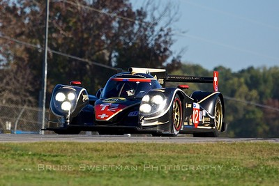 Rebellion Racing Lola B12/60—the overall pole-sitter.