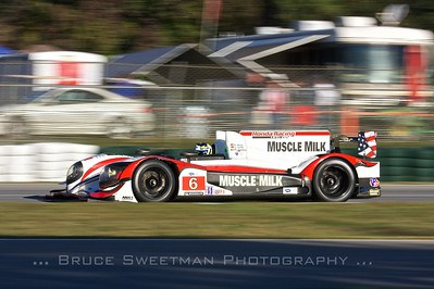 Muscle Milk Pickett Racing HPD ARX-03a.