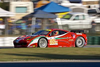 AF Corse Ferrari F458 Italia.
