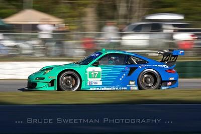 Team Falken Porsche 911 GRT3 RSR.