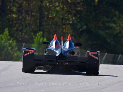 The Nissan DeltaWing.