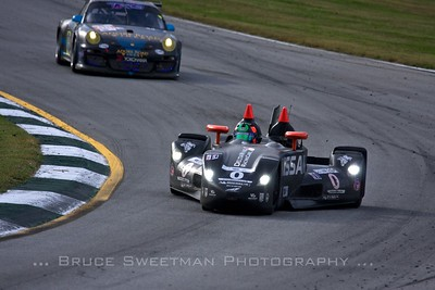 The DeltaWing ran flawlessly to 5th place overall.