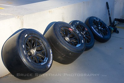 DeltaWing tires by Michelin.
