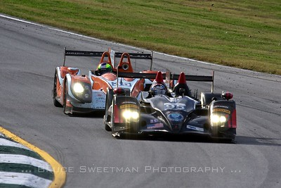 The #95 Level 5 Motorsports HPD ARX-03b took the P2 class win.