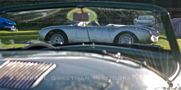1955 Porsche 550 1500 RS Spyder Chassis No. 550-0074
