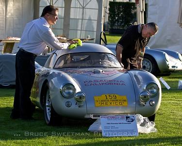 1953 Porsche 550 Prototype Chassis No. 550-03