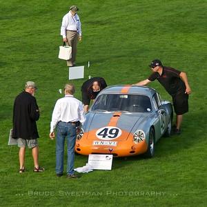 1960 Porsche 356B Abarth Carrera GTL Chassis No. 1016