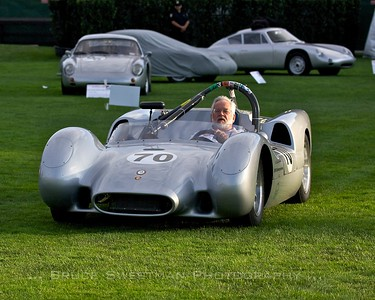 1962 Dophin Sports Racer Chassis No. 33-369