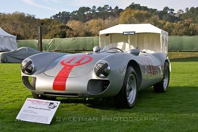1953 Porsche 550 Prototype Chassis No. 550-06