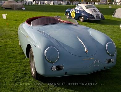 1958 Porsche 356A Speedster Chassis No. 83901