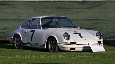 1967 Porsche 911 R Chassis No. 118990013R