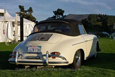 1959 Porsche 356A 1500GS Carrera Cabriolet Chassis No. 152414