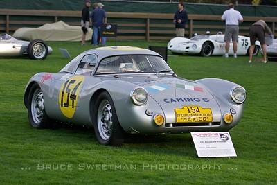 1953 Porsche 550 Prototype Chassis 550-01