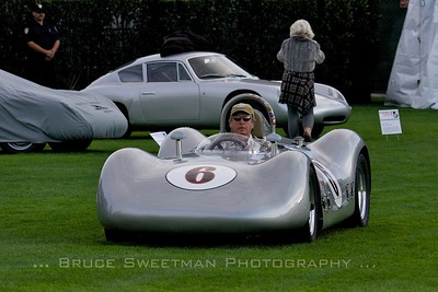 1954 Porsche Pupulidy Special Chassis No. PUP1
