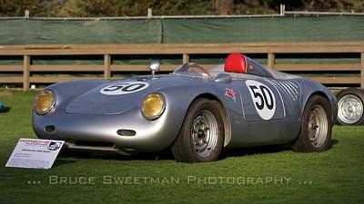 1956 Porsche 550A Spyder Chassis 550A-0102