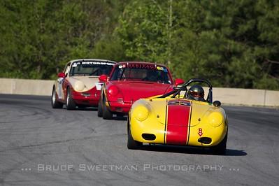 1962 Porsche 356 Cabriolet Ron Goodman