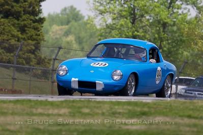 1961 Lotus Elite Nathan Thompson