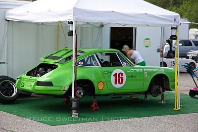 911 Green, green, green...