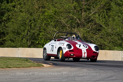 1961 Porsche 356 Vic Skirmants
