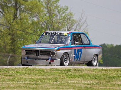 1969 BMW 2002 Tii Russell Gee