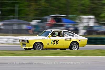 1974 Opel Kadett GTE Ernie Bello