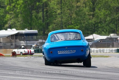1961 Lotus Elite Nathan Thompson