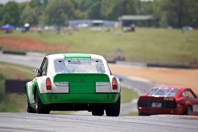 1973 MGB GT V8 Les Gonda