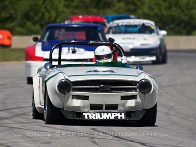 1971 Triumph TR6 Bill Warner