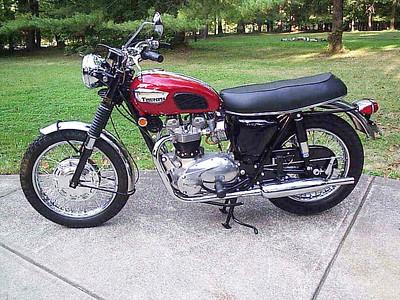 Triumph Bonneville T120R (1968)